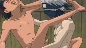 Naruto en version sexe gay