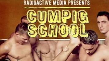 Cumping School (vol 2) - Film Bareback