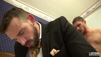 Enzo Rimenez baisé par un mâle