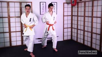 Jeunes Karate Twinks