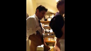 Caméra cachée : Se taper un beau gosse dans la réserve du magasin